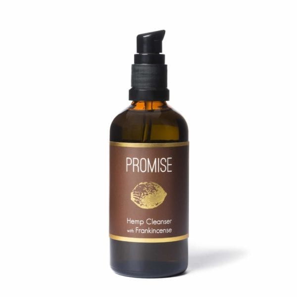 Promise Hemp Skin Cleanser with Frankincense Oil